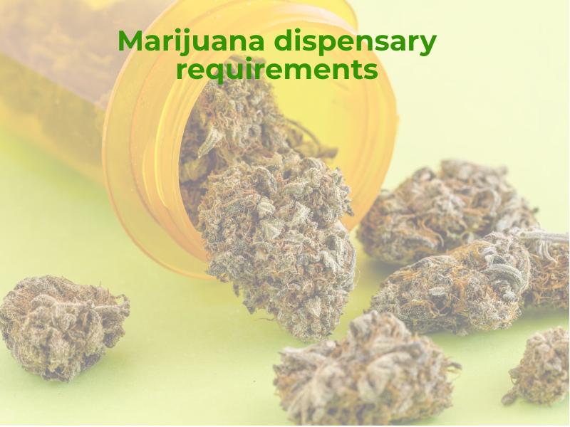 Opening marijuana dispensary in California