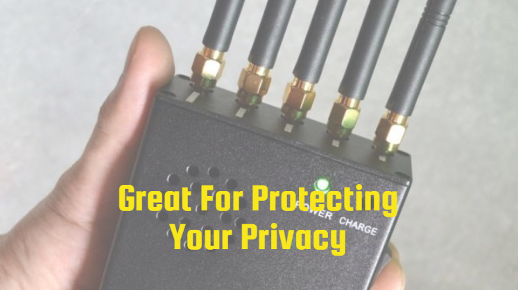 Great For Protecting Your Privacy