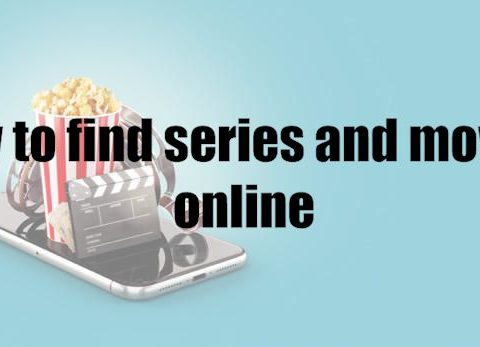 How to find series and movies online